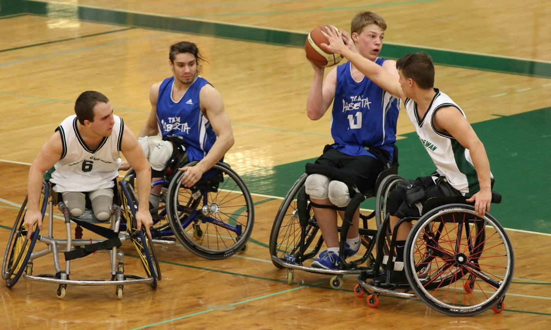 Canadian Paralympic Team – Basketball