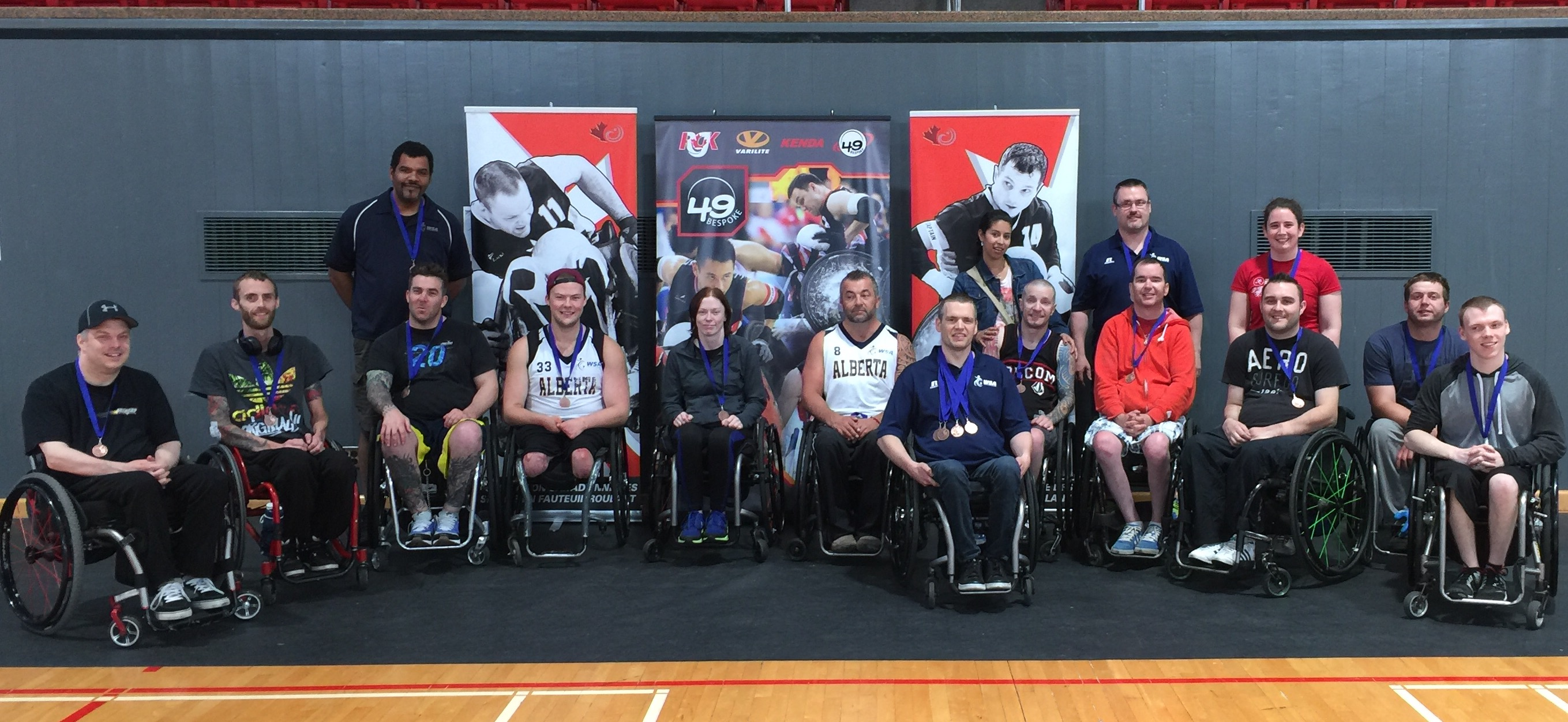 2016 Canadian Wheelchair Rugby Championships