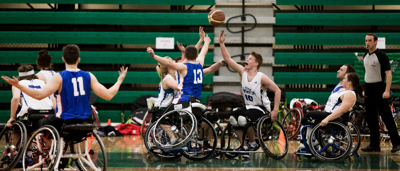 2016 Jr West Regional Wheelchair Basketball Tournament