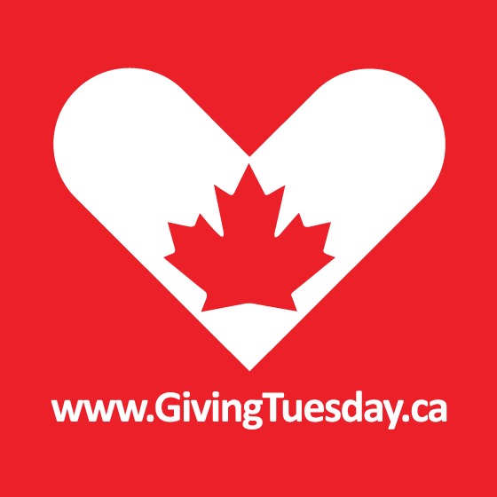 December 1st is #GivingTuesday