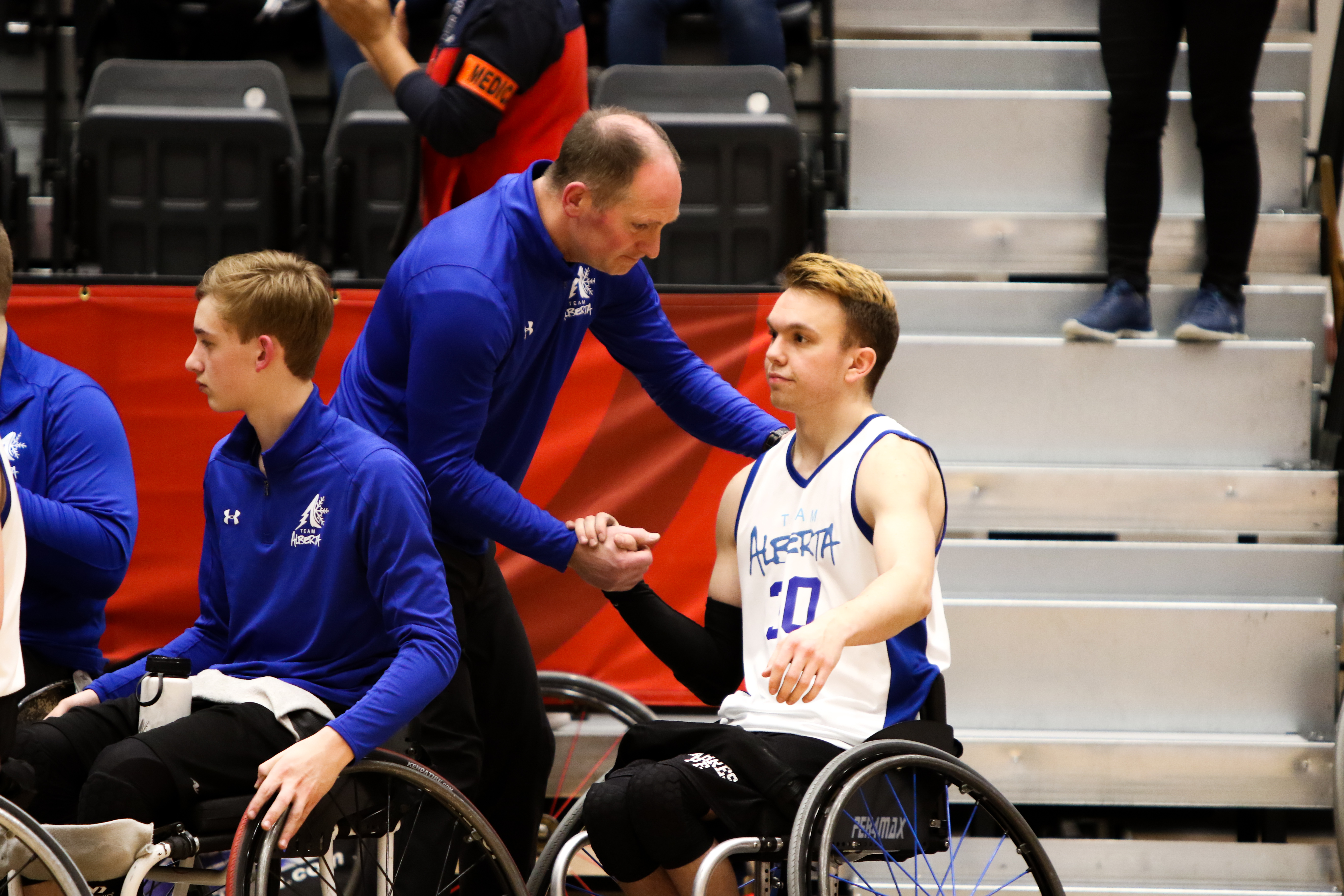 Meet Team AB Wheelchair Basketball Coach Darrell Nordell